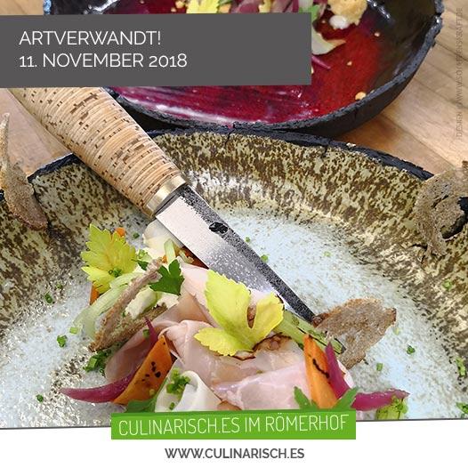 ARTverwandt! 11. November 2018